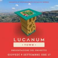 Innoviamo e riprendiamo insieme la socialità con Lucanum Town