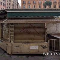 La Storica Edicola Rimossa Da Piazza Del Viminale