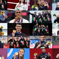 Take celebra in uno spot per Fastweb gli atleti italiani alle Olimpiadi