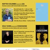 Settembre in tour con Festival Giallo Garda