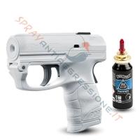 PDP WHALTER Bianca: la pistola spray al peperoncino potente ed ultra compatta