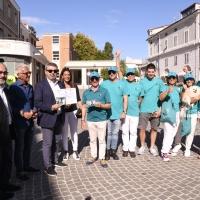 Terminato con successo il 1° motogiro nazionale che nel fine settimana ha fatto tappa  anche a Senigallia e Corinaldo