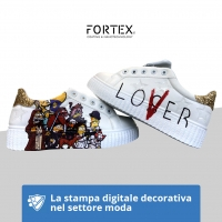 La stampa digitale decorativa nel settore della moda