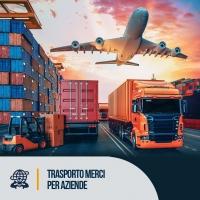 Trasporto merci per aziende nazionali e internazionali