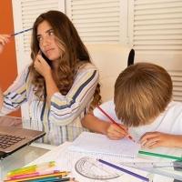 Webinar gratuito sullo stress da telelavoro domestico