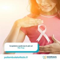 Check up analisi donna Poliambulatori Lazio Korian