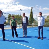Il Tennis Giotto inaugura il secondo campo da padel