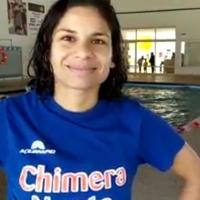 Le sincronette della Chimera Nuoto iniziano la nuova stagione