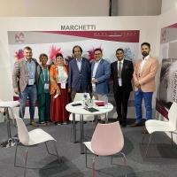 Marchetti Tech, nuovi accordi al Middle East Stone di Dubai