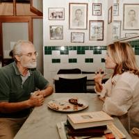 """-Napoli, Shooting fotografico ricordando Julia Roberts in """"Mangia, Prega, Ama"""". (Scritto da Antonio Castaldo)"""