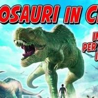 """Ascoli Piceno: il tour """"Dinosauri in città"""" per la prima volta in Italia"""