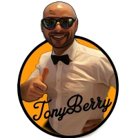 Tony Berry, il barista Tik - Tok...