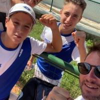 Il Tennis Giotto vola alle finali dei Campionati Italiani Under14