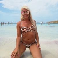 Moira Sorrisi, vacanze e amore...