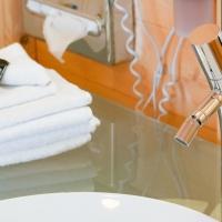 Lo SleepWood Hotel di Eupen sceglie Bamboo di Rubinetterie Stella