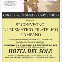 9° Convegno Numismatico Filatelico Campano