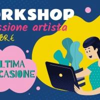 Workshop on-line | Professione artista | 10 ottobre