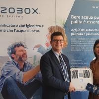 OZOBOX, IL BREVETTO ITALIANO CHE DEPURA L'ACQUA (PER TUTTI) CON TECNOLOGIE GREEN