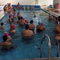 Nuoto e fitness al via i corsi alla piscina di Foiano della Chiana