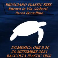 """-Brusciano Adesione alla raccolta """"Plastic Free"""" del 26 settembre 2021. (Scritto da Antonio Castaldo)"""