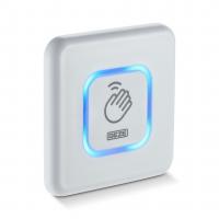 Il nuovo sensore GEZE GC 307+ per porte automatiche: igiene e praticità