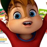 Citterio presenta la nuova coinvolgente campagna multi canale su TV, digital e stampa per Unduetris Merenda, lo spuntino per bambini con protagonista ALVINNN!!! And the Chipmunks