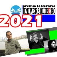 I romanzi del Premio Universolibero2021