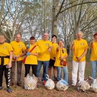 Volontari di Scientology e l'attenzione di ognuno agli spazi pubblici