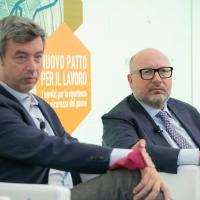 A LiFE 2021 il ministro Andrea Orlando: « Nei Servizi il patto del Lavoro c'è»