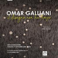 Omar Galliani. Il disegno non ha tempo