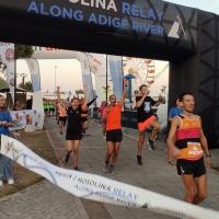 Peppa Randazzo, Resia Rosolina: Siamo andati con l'intenzione di vincere