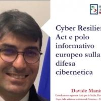 Cyber Resilience Act e polo informativo europeo sulla difesa cibernetica