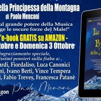 Leggi Gratis una Fiaba: La Leggenda della Principessa della Montagna di Paolo Menconi.