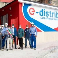 E-DISTRIBUZIONE INAUGURA UN NUOVO CENTRO SATELLITE IN CAMPANIA