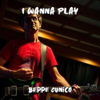 """BEPPE CUNICO """"I wanna play"""" è il nuovo singolo prog-rock del cantautore e batterista vicentino"""