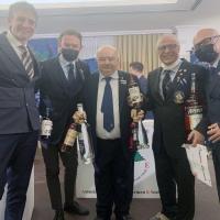 Il capo barman AIBES Luigi Atripaldi è Campione regionale 2021
