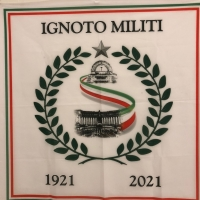 FIDCA Udine :Ricordo del MILITE IGNOTO