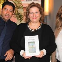 Successo per il nuovo libro di Irene Catarella presentato al Piram Hotel di Roma da Salvo Nugnes