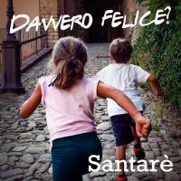 """SANTARÈ """"Davvero felice?"""" è il nuovo singolo della band rock dal sound moderno che si interroga sul reale significato della parola felicità."""