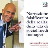 Narrazione e falsificazione della realtà: la dura vita del social media manager