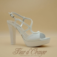 Scarpe matrimonio online Fleur d'Oranger