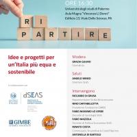 Idee e progetti per ricostruire l'Italia, evento a Palermo a cura di Altroconsumo