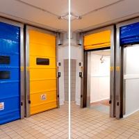 Porte magazzino di Adriatica Chiusure per industria alimentare