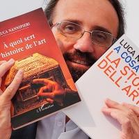 Luca Nannipieri e il suo libro