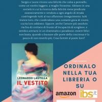 IL VESTITO il nuovo libro di LEONARDO LASTILLA