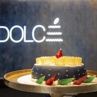 L'Intelligenza del Colore di Noroo per la pasticceria siciliana: il blu indigo scelto come il miglior colore per esaltarla.