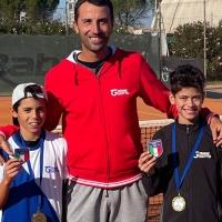 Doppio titolo regionale per il Tennis Giotto nell'Under11