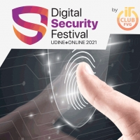 Anche Aused al Digital Security Festival