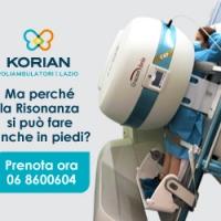 Risonanza magnetica in piedi terapie innovative Poliambulatori Lazio