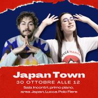 Lucca Comics & Games: Caterina Rocchi di Lucca Manga School e Riccardo Zanotti dei Pinguini Tattici Nucleari si raccontano alla Japan Town il 30 ottobre alle 12